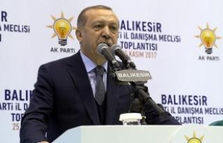 Cumhurbaşkanı Erdoğan: Kılıçdaroğlu'na...