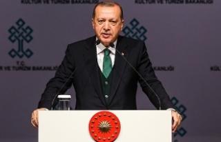 Cumhurbaşkanı Erdoğan Yeni AKM Projesi'ni...