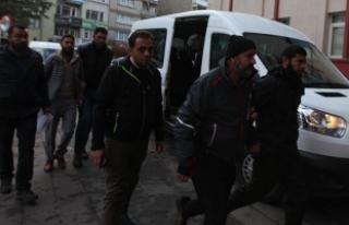 DEAŞ operasyonlarında 283 şüpheli gözaltına...