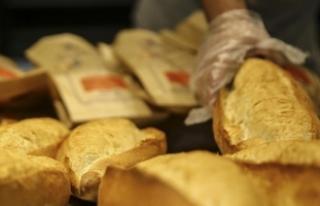 """Ekmeğin gramajı ve fiyatına """"israf"""" ayarı"""