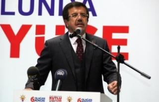 Ekonomi Bakanı Zeybekci: Bu tiyatro Türkiye için,...