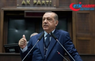 Erdoğan: Babamın oğlu olsa kapıdan geri koysun
