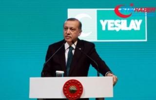 Erdoğan: Hayatımızı kolaylaştırması gereken...