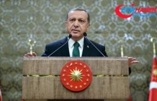 Erdoğan: Ilımlı İslam. Sen daha, 'ılımlı...