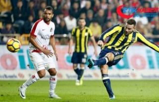 Fenerbahçe yükselişe geçti