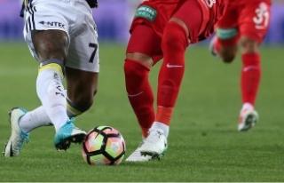 Fenerbahçe ile Antalyaspor 43. randevuda