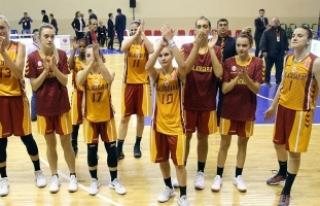 FIBA Kadınlar Avrupa Ligi: Castors Braine: 71 - Galatasaray:...