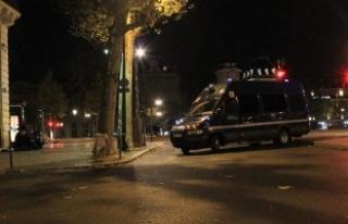 Fransa'da terör saldırılarının yargılamaları...