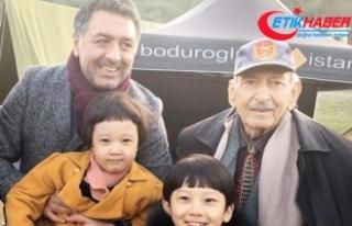 'Ayla'nın manevi babası Astsubay Süleyman...