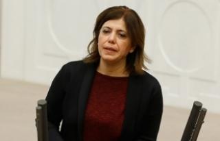 HDP'li Milletvekili Beştaş'a 2 yıl 3...