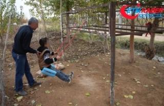 HIV'li kan verilen çocuk 'mucize haberi'...