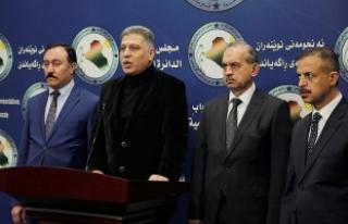 "Irak Cumhurbaşkanı Masum'a ""Kerkük""..."
