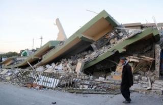 Irak'taki deprem nedeniyle İran'da hayatını...