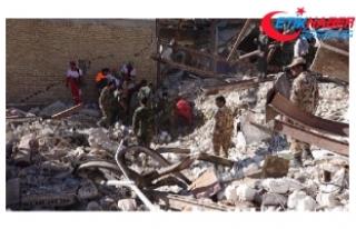 İran'da depremin bilançosu artıyor: Ölü sayısı...