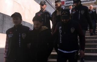 İstanbul'da rehine kurtarma operasyonu