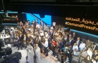 'Katar'a ambargo özgür ifadeye ambargo...