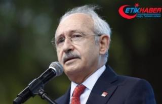 CHP Genel Başkanı Kılıçdaroğlu: Ben size sadece...