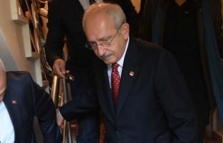 Kılıçdaroğlu, şehit ailesini ziyaret etti