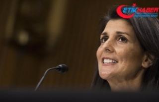 'Kuzey Kore'nin füze denemesi Washington'u...