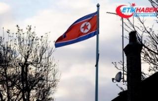 """Kuzey Kore'den """"kıtalar arası balistik füze""""..."""