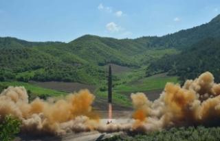 Kuzey Kore'den ABD'ye 'nükleer savaş'...