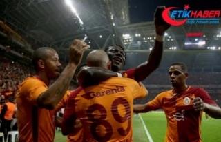 Galatasaray'da gözler kupaya çevrildi