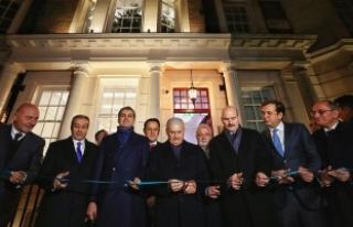 Londra'daki ilk Türk sermayeli yatırım bankası...