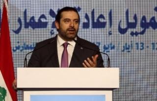Lübnan Başbakanı Hariri istifa etti
