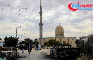 Mısır'daki terör saldırısı için bir günlük...
