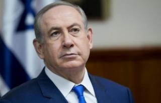 İsrail Başbakanı Netanyahu'dan Trump'a...