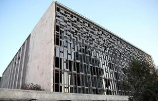 Opera binasına dönüştürülecek AKM'nin tanıtımı...