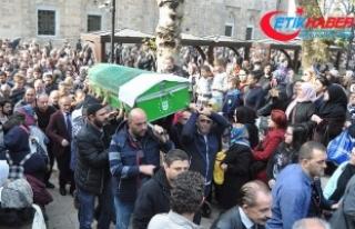 Oyuncu Cem Korkmaz, memleketi Bursa'da toprağa...