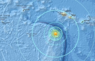 Pasifikte 6.8'lik deprem