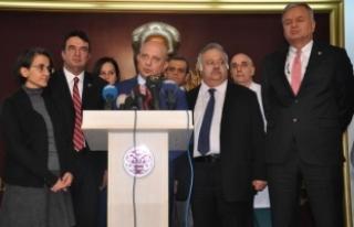 Prof. Dr. Erkan İbiş'ten, Deniz Baykal açıklaması