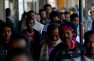 Ruanda İsrail'deki 10 bin Afrikalı sığınmacıyı...