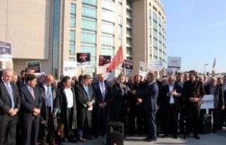 Saadet Partililer Yaman'ın tutukluluğunun devam...
