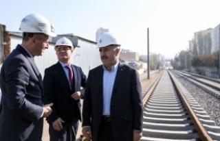 Bakan Arslan: Bugüne kadar 229 milyon kişi Marmaray...