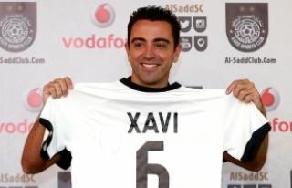 Xavi emekliliğe hazırlanıyor