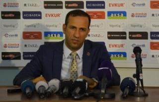 Yeni Malatyaspor Kulübü Başkanı Gevrek: Aldığımız...