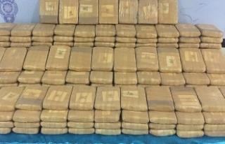 Yurt genelinde bir ayda 2 ton 439 kilogram eroin ele...