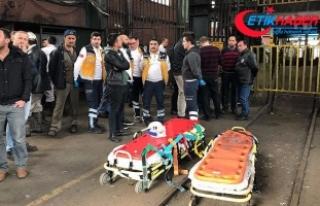 Zonguldak'ta maden ocağında göçük: 2 ölü