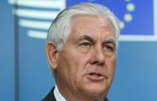 ABD Dışişleri Bakanı Tillerson: ABD kararını...