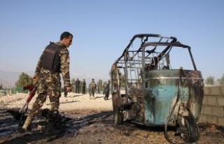 Afganistan'da cenaze töreninde intihar saldırısı:...