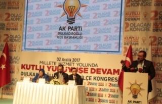 AK Parti Genel Başkan Yardımcısı Ünal: Onlar...