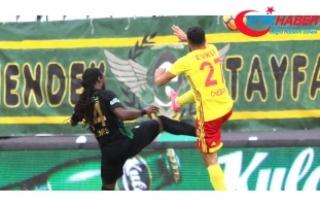 Akhisarspor, Yeni Malatyaspor'la Golsüz Berabere...