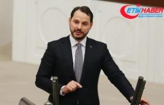 Enerji ve Tabii Kaynaklar Bakanı Albayrak: Akdeniz...
