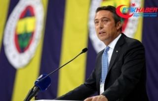 Fenerbahçe Başkan adayı Koç: Zamanı geldiğinde...