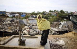 Arakanlı Müslümanlar için temiz suya erişim hayati...