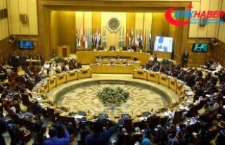 Arap Birliği'nden Kudüs için olağanüstü...