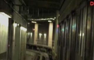 Atlanta Havalimanı'ndaki elektrik kesintisi...